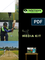 Safal Future Media Kit