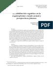 6774461 Rehabilitacion Cognitiva en F20 Actual y Perspectivas