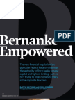Bernanke Empowered