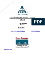 CCNA Lab Manual by ESP