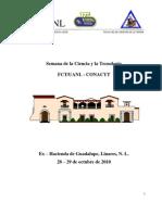 Semana Ciencia FCT 2010