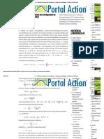 3.4.1 - Métodos Numéricos Dos Estimadores de Máxima Verossimilhança - Inferência _ Portal Action