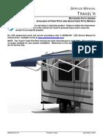 TravelR Service Manual