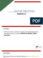 Principios de Algoritmos - SEMANA 14-1