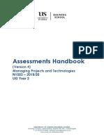 N1503 Assessments Handbook 2019-20 V4 Copy