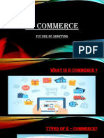 E - Commerce PPT