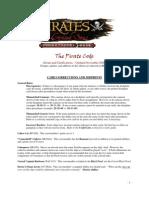 The Pirate Code (November 2008)