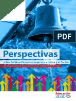 Perspectivas Politicas Docentes LAC