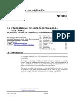 Programación Del Microcontrolador