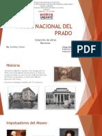 Museo Nacional Del Prado (exposicion) UNEARTE Stephanie Ramos
