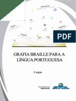 Grafia Braille para Língua Portuguesa
