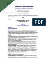 Reglamento Del Servicio Electricos