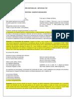 ExBARROCO- Pré-Vestibular 2019 Prof