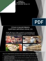 Titulo Xi Salud Publica