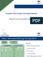 EU Wind Enegry Road Map