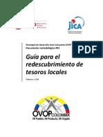 01 GuÍa Taller Redescubrimiento Tesoros Locales