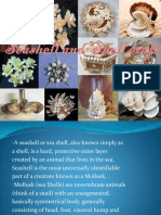 Seashell and Shell Craft