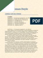 Arthur Conan Doyle - Crimele Din Baltimore