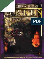 Mago - La Ascención - El Libro de las Artes