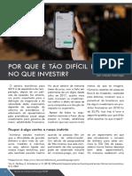 Artigo Instituto de Finanças FECAP - Claudia Yoshinaga