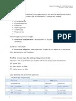 Focus-Concursos-Língua Portuguesa P_ DPE - RJ ( Técnico Médio ) -- Pronomes