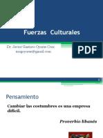 FUERZAS CULTURALES