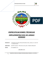 5. Et Implementacion de Areas Verdes