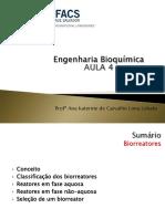 Aula 4 Biorreatores 2019.2