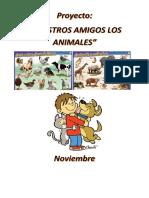 Proyecto Mis Amigos Los Animales