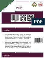 Códigos de Barra