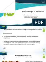 Nanotecnologia en La Medicina