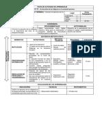 Ficha de Actividad de Aprendizaje Concepto de Analisis