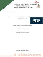 reforma agraria, desarrollo rural y etnicidad en los andes septentrionales