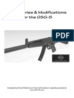 GSG-5 Accessories & Modifications