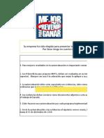 Evaluacion. Beneficios Mppg 2019 (1)