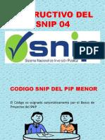 SNIP 04-2016