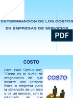 COSTEO_DEL_SERVICIO