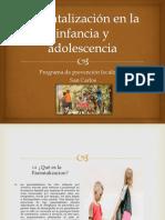 Parentalización en La Infancia y Adolescencia (2)