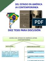 Estado en America Latina Contemporanea