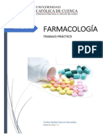 Farmacología Primera Parte
