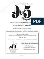 9 to 5 - The Musical Script
