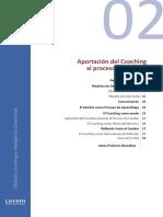 01. Aportacion Del Coaching Al Proceso de Cambio