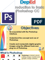 Introduction to Photoshop CC New