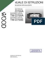 tm-d700e