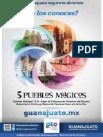 Folleto Pueblos Mágicos 2016