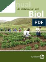 elaboracion del biol