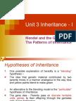 Inheritance - I