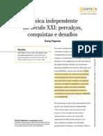 PEGORARO - Música independente no século XXI percalços, conquistas e desafios.pdf