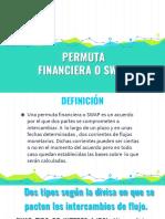 PERMUTA FINANCIERA O SWAP