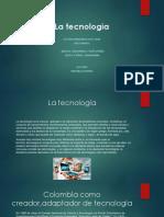 Investigacion de La Tecnologia Visbal